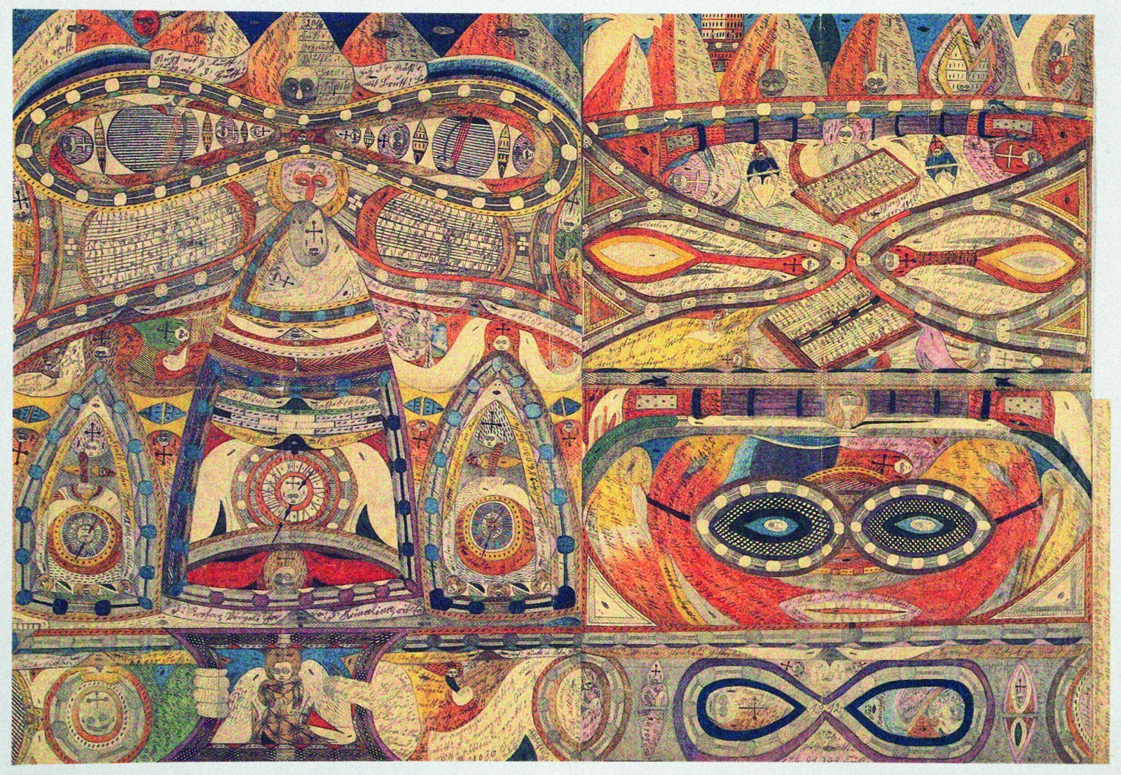 Artists: The Work Of Adolf Wolfli